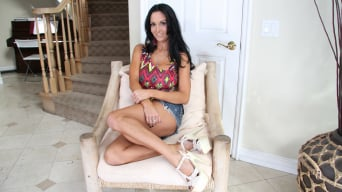 Ava Addams In 'Uses and Abuses James Deen's Dick!'