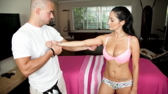Ava Addams In 'Massage The Vagina Please!'