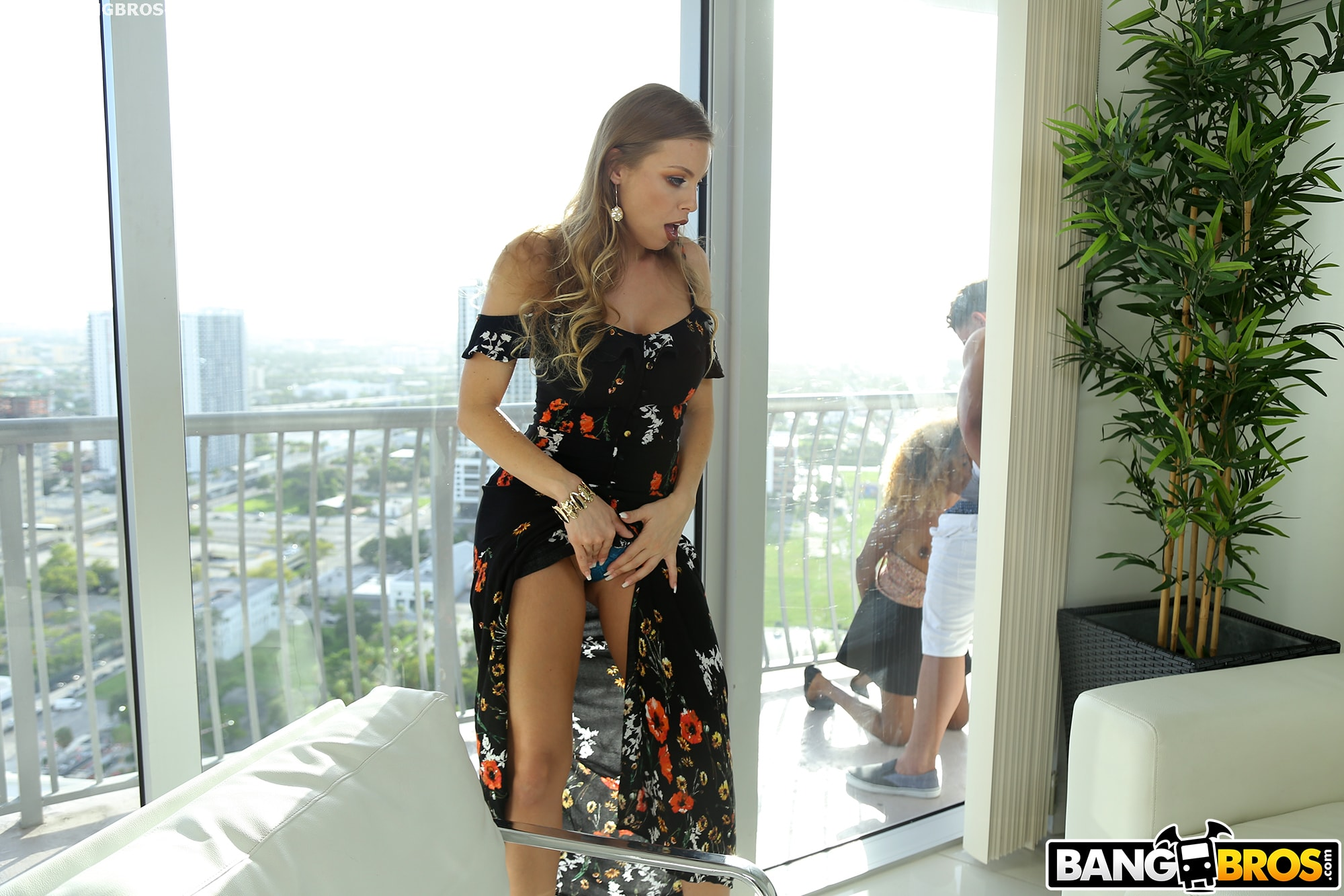 Bangbros 'Banging My Busty Stepmom For A Creampie' starring Britney Amber (Photo 84)