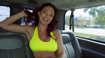 Brooke Beretta in 'Yoga Hoser Hops On The Bus'