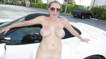 Brooke Wylde in 'Fast Cars, Big Tits, BangBros!'