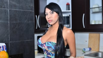 Camila in 'Colombian Amateur With Huge tits Gets Fucked Hardcore'