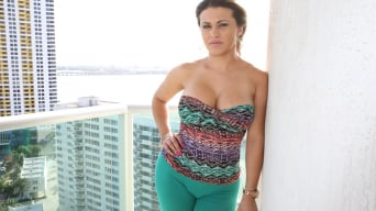Carmen Ross in 'Bj With a View'