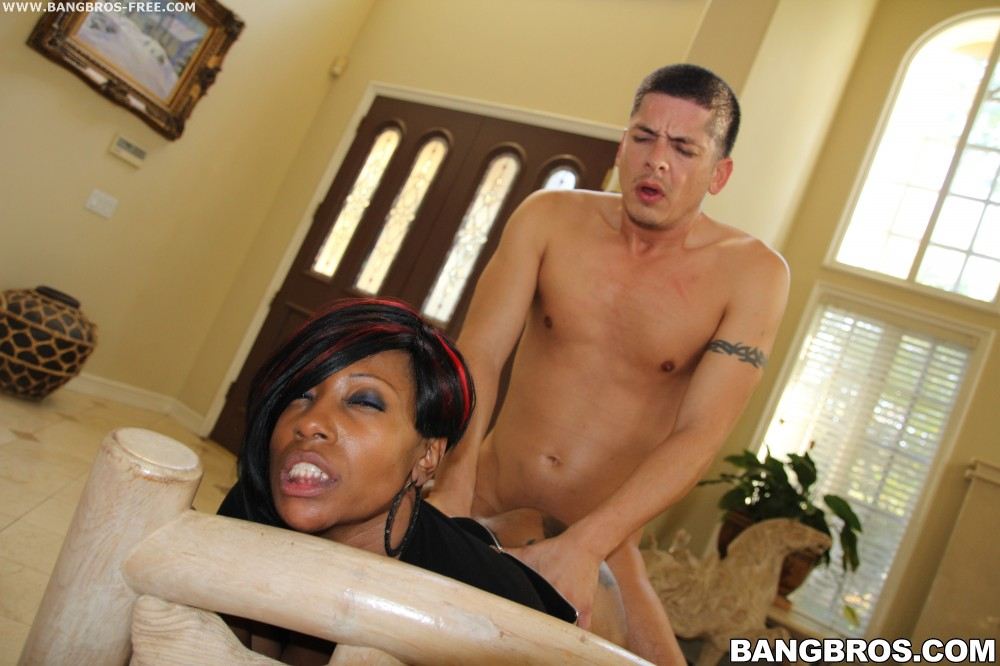 Bangbros 'Cherokee The One And Only' starring Cherokee (photo 209)