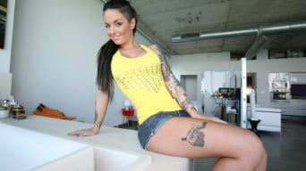 Christy Mack in 'Swallows'