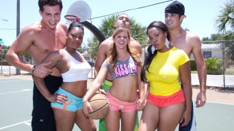 Elizabeth Bentley in 'Hoops of Dreams! feat. Aryana Adin, Paris Sweetz and Elizabeth Bentley'