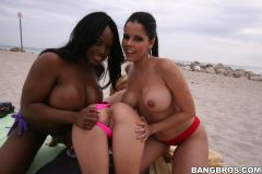 Jada Fire - FuckTeam Beach Time! (Thumb 48)