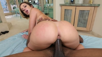Jada Stevens - Jada Stevens Twerks On A Big Black Cock