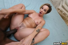 Jada Stevens - Jada Stevens Twerks On A Big Black Cock (Thumb 512)
