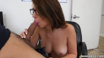 Joseline Kelly in 'Joseline Kelly, First Porn Audition'