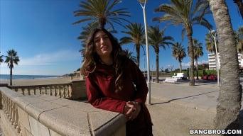 Julia Roca in 'Fucking at the beach!'