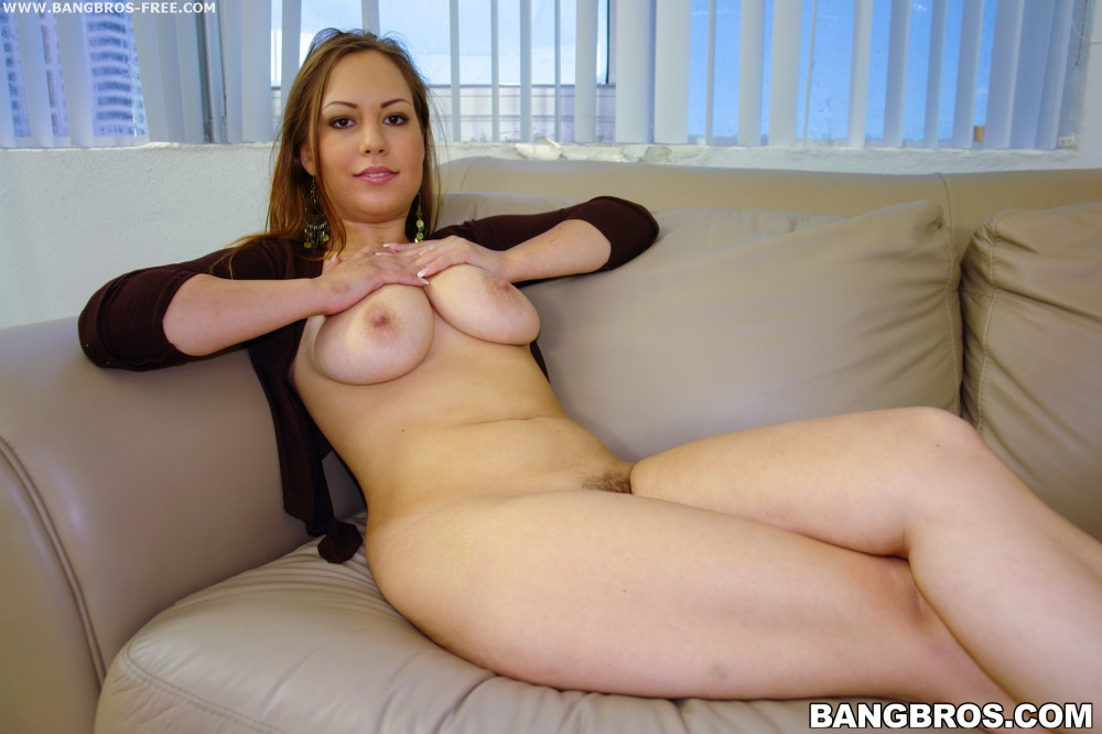 Big tits and a fat juicy pussy to fuck free bangbros