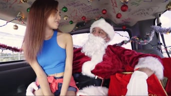 Kiley Jay in 'Giving Back To Santa'