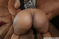 Layla Monroe - Beautiful Big Ebony Ass! (Thumb 84)