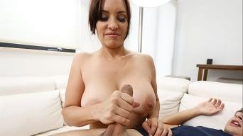Leo Valentino in 'Step-Mom Panty Raid'