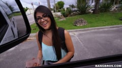 Lexie Banderas - College Student Gets Stretched On The Bus (Thumb 68)