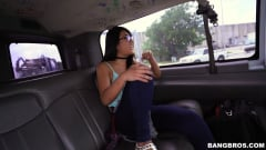 Lexie Banderas - College Student Gets Stretched On The Bus (Thumb 136)