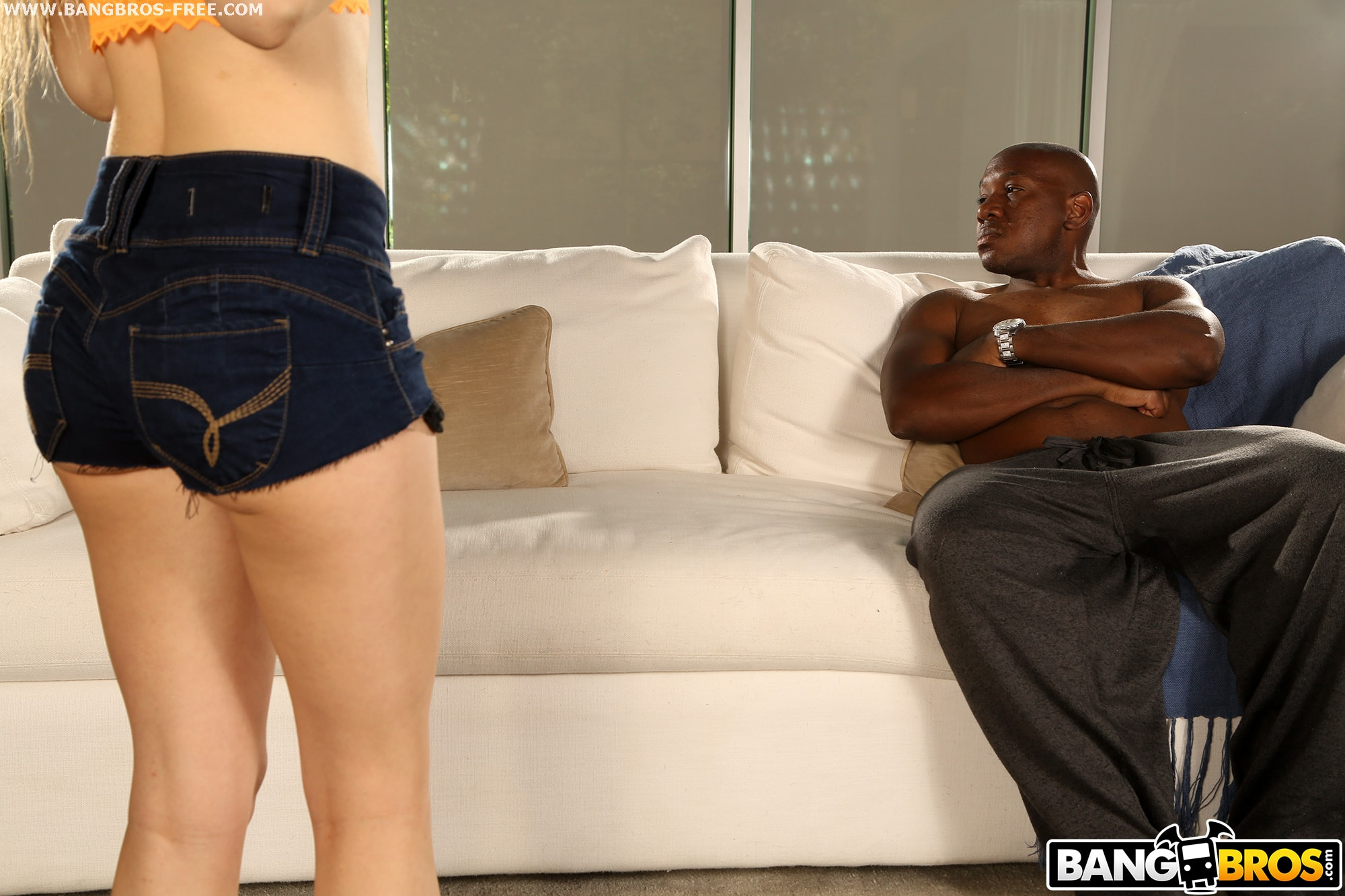 Bangbros 'The Real Cock Monster' starring Lilly Ford (Photo 125)