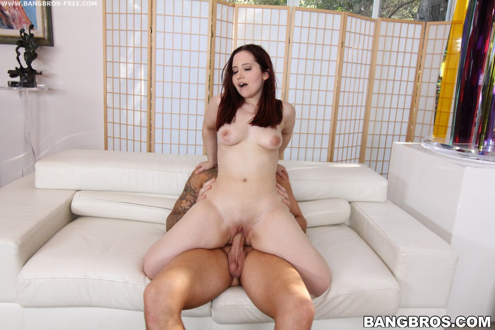 Bangbros 'Petite Redhead Lily Sincere Gets Fucked By Huge Cock' starring Lily Sincere (photo 318)