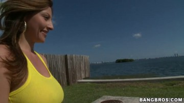 Lisa - Huge Latin Tits