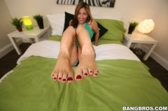 Lisa - Magical Foot Job with Lisa (Thumb 01)