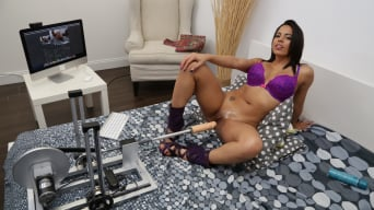 Luna Star in 'Vs The Fuck Machine'