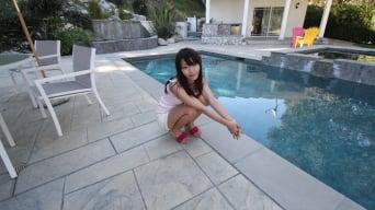 Marica Hase in 'Japanese girl, American Monster'