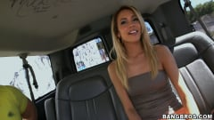 Mila Blaze - Petite Amateur Ass Fucked On The BangBus (Thumb 308)