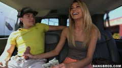 Mila Blaze - Petite Amateur Ass Fucked On The BangBus (Thumb 440)