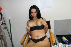 Missy Martinez - Cum Thirsty Missy Martinez Enjoys Some Dick (Thumb 44)
