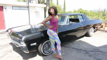 Misty Stone In 'Petite black pussy fucked by black dick'