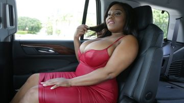 Ms. Yummy - Lucky Driver Fucks His Busty Passenger