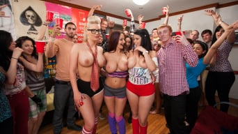Phoenix Marie In 'Fun and games with some hot pornstars'