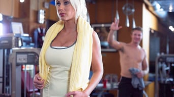 Puma Swede in 'Remastered: A Milf Work-Out'