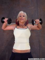 Puma Swede - Remastered: A Milf Work-Out (Thumb 77)