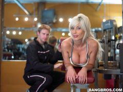 Puma Swede - Remastered: A Milf Work-Out (Thumb 121)