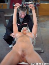 Puma Swede - Remastered: A Milf Work-Out (Thumb 209)