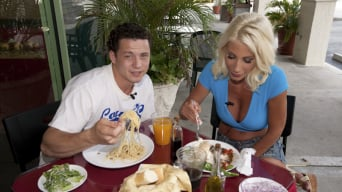 Puma Swede in 'The Puma is a man eatter'