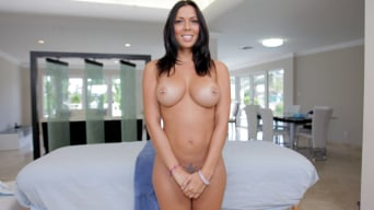 Rachel Starr In 'A Rub Down From Heaven'
