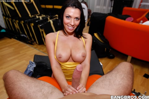 Bangbros 'Perfect Blowjob' starring Rachel Starr (Photo 90)
