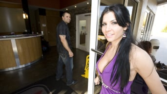 Rebeca Linares in 'Rebecca Linares Fan Appreciation Day!'