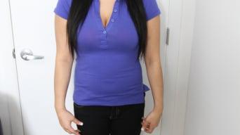 Rikki Nyx in 'Apprehensive Latina'