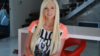 Rikki Six in 'She loves creampies with her dick'