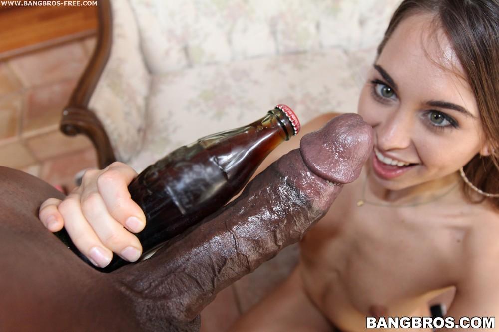 Bbw Wife First Big Black Cock