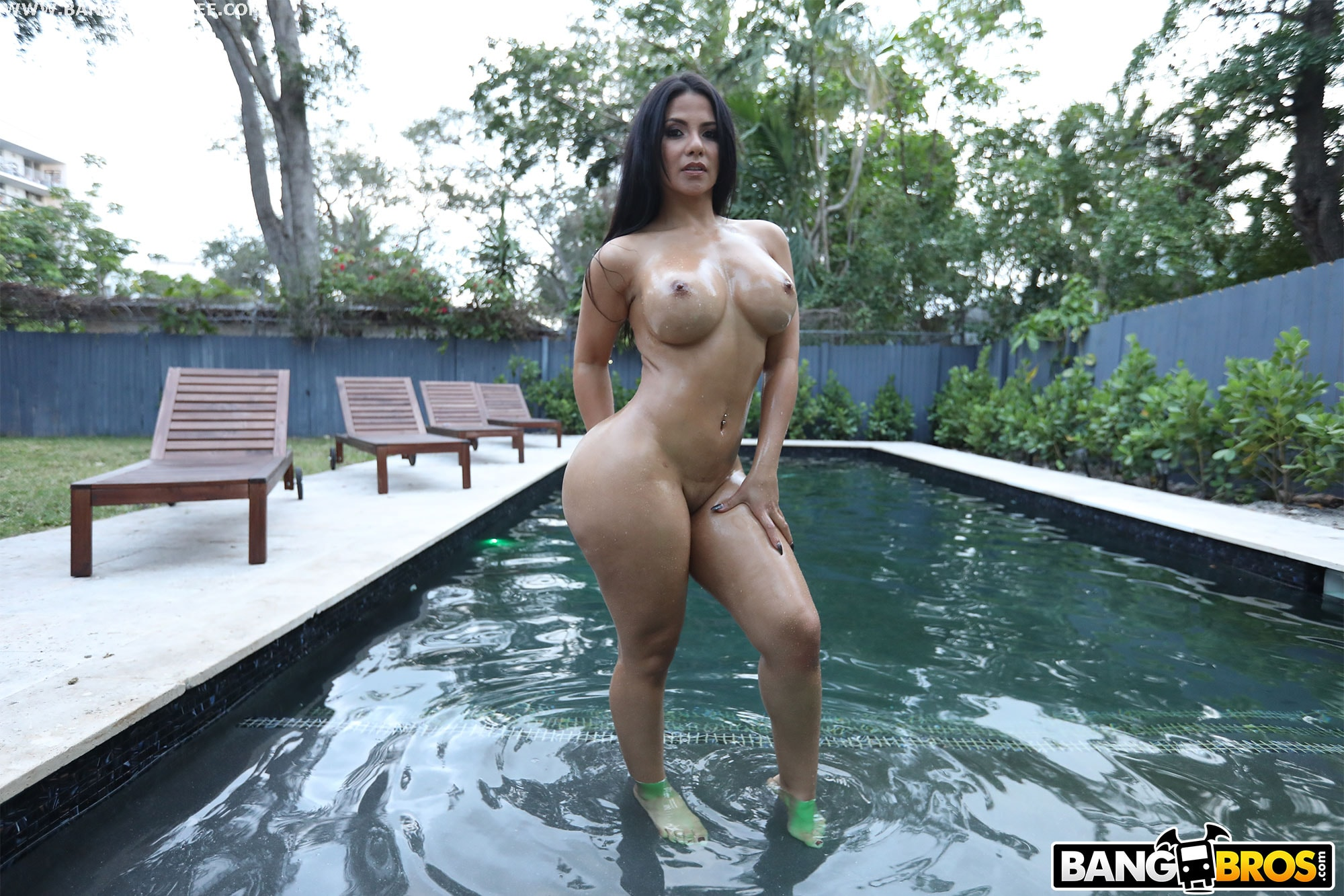Bangbros 'Rose Monroe's Magnificent Ass' starring Rose Monroe (photo 65)