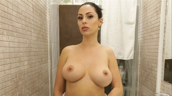 Sapphire LaPiedra in 'Peeping Roommate Gets Lucky'