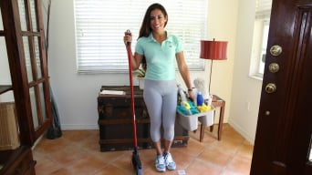 Sofia Rivera in 'Clean Place But A Very Dirty Maid'