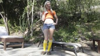 Tara Lynn Foxx in 'Not Monkeying Around!'