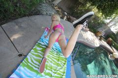 Tiffany D.Gore - Petite flexible blonde squirts after getting fucked (Thumb 78)