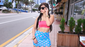 Valerie Kay in 'Latina Valerie Kay Gets Wild In Public'